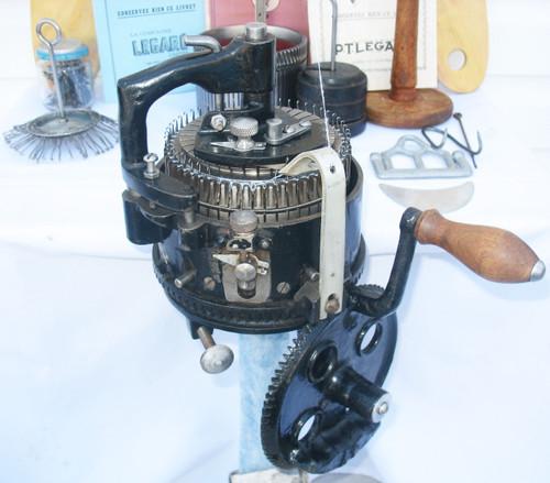 Antique Legare 47 sock machine