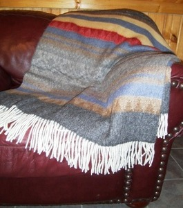 Cozy Alpaca Throws