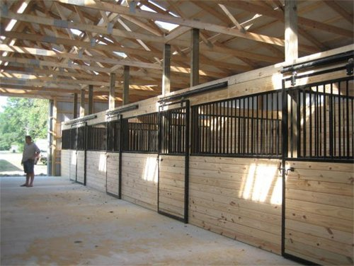 Morning Star Alpaca Farm Alpaca Barns