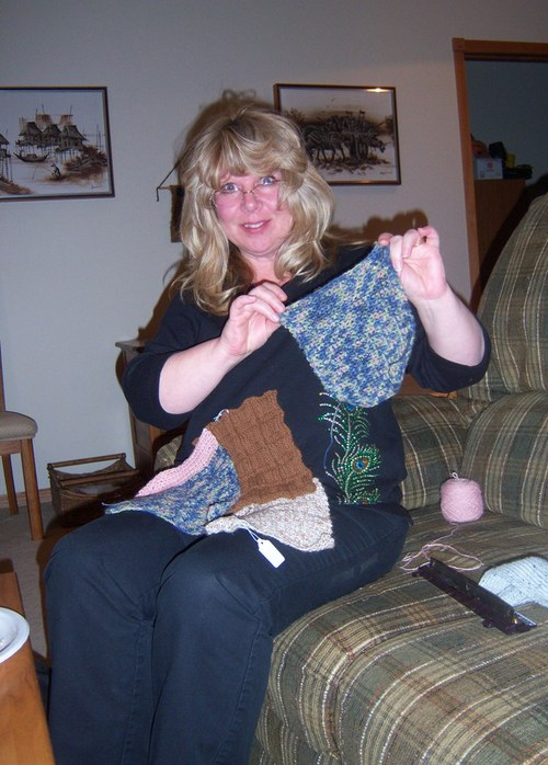 Displaying Alpaca Squares