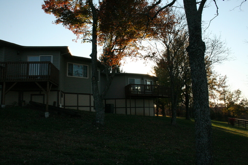 Our Home with Great Views of The Pastures