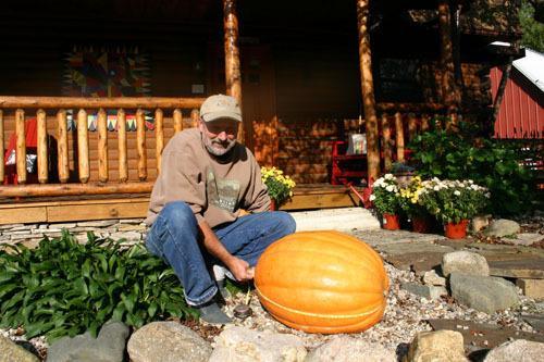 2009 - Giant Pumpkin - 91.2#
