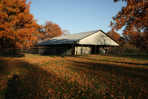 One of Our Beautiful Barns