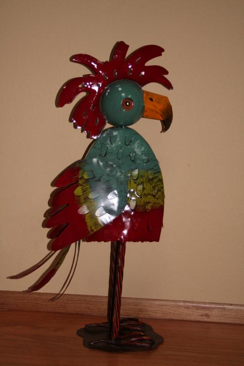 Pete the Parrot