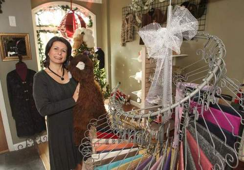 Alpaca goods a soft sell at new boutique