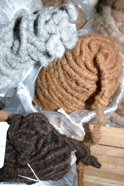 Awesome yarn variety