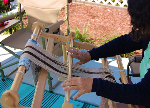 The Alpaca Festival features fiber arts demonstrations.
