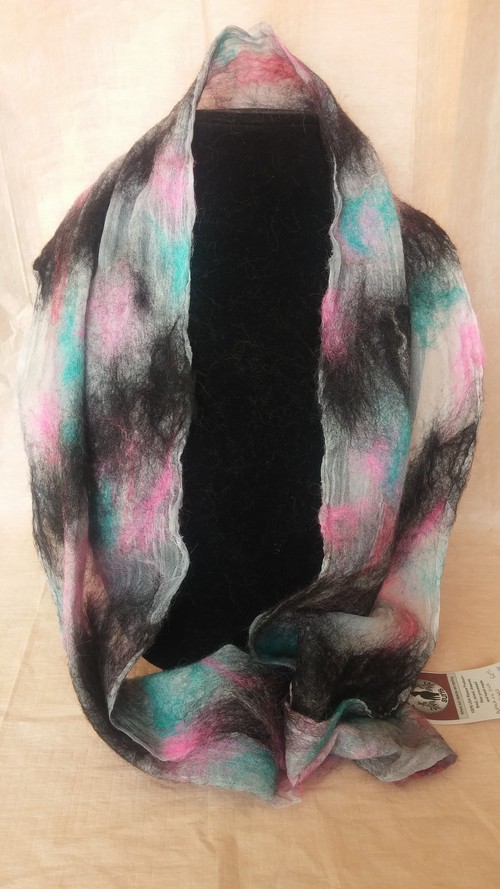 One-of-a-kind scarves