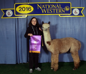 Patron--NWSS Color Champion