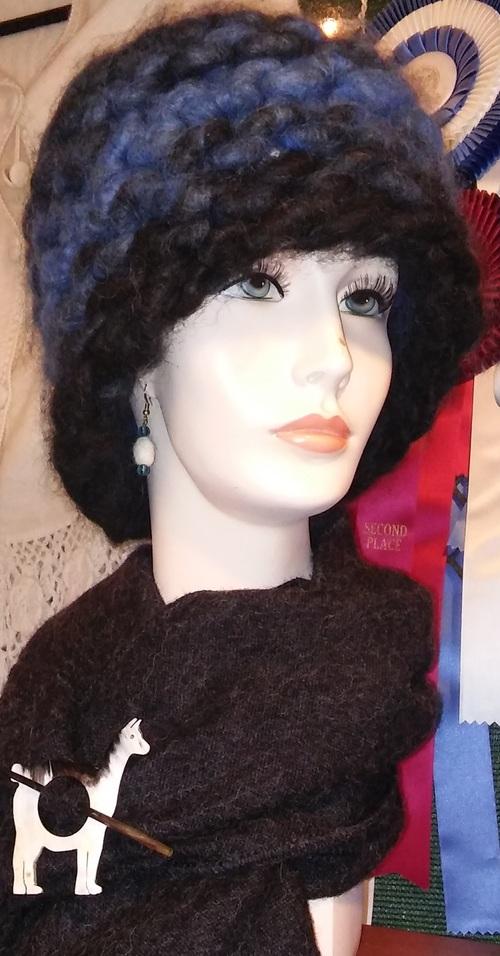 New Hand Knit Bulky Headbands