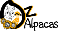Oz Alpacas - Logo