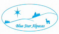 Blue Star Alpacas, LLC - Logo