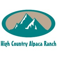 High Country Alpaca Ranch - Logo