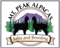 MT. PEAK ALPACAS - Logo