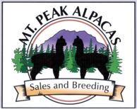 MT. PEAK ALPACAS LLC - Logo