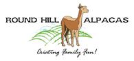 Round Hill Alpacas - Logo