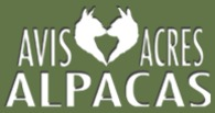 Avis Acres Alpacas - Logo