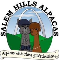 Salem Hills Alpacas - Logo