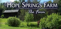 Hope Springs Farm Alpacas - Logo
