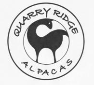 Quarry Ridge Alpacas - Logo