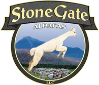 StoneGate Alpaca - Logo