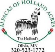 Alpacas of Holland Acres - Logo