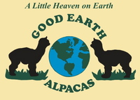 Good Earth Alpacas - Logo