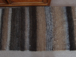 Photo of Woven Alpaca Rugs