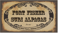 FORT FISHER SURI ALPACAS - Logo
