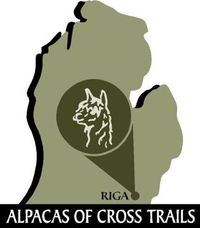 Alpacas of Cross Trails - Logo