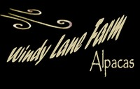 Windy Lane Farm Alpacas - Logo
