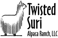 Twisted Suri Alpaca Ranch LLC - Logo