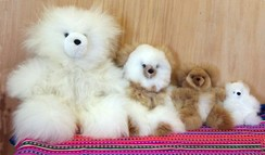 Photo of Alpaca Teddy Bear 12