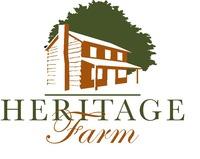 Heritage Farm Suri Alpacas - Logo