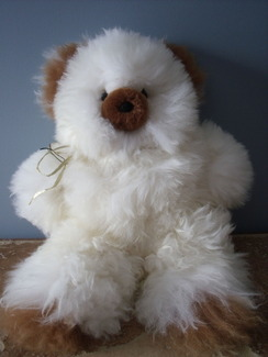 Photo of Alpaca Teddy Bear XL