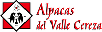 Alpacas del Valle Cereza - Logo