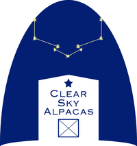 Clear Sky Alpacas LLC - Logo