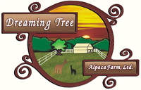 Dreaming Tree Alpaca Farm, Ltd - Logo