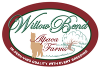 WillowBend Alpaca Farms, LLC - Logo
