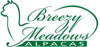 Breezy Meadows Alpacas - Logo