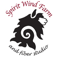 Spirit Wind Farm and Fiber Studio - Logo