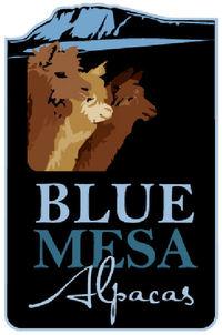 Blue Mesa Alpacas, LLC - Logo