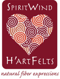 Spirit Wind H'ArtFelts - Logo