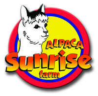 Alpaca Sunrise Farm - Logo