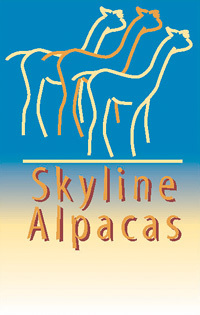 Skyline Alpacas - Logo