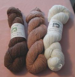 Photo of 4 oz. Skeins, Alpaca/Merino blend