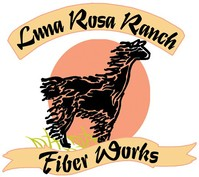 Luna Rosa Ranch Fiber Works - Logo