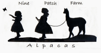 Nine Patch Alpacas - Logo