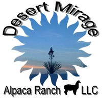 Desert Mirage Alpaca Ranch - Logo