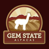 Gem State Alpacas - Logo